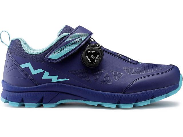 Northwave Corsair Shoes Women blue/aqua